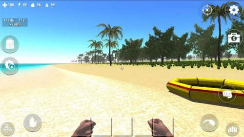 Скриншот для Ocean Is Home: Survival Island - 1