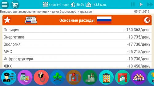 Скриншот для Симулятор России 2 - 1