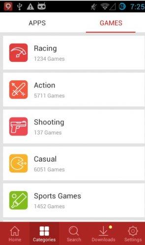 Скриншот для 9Apps - 2