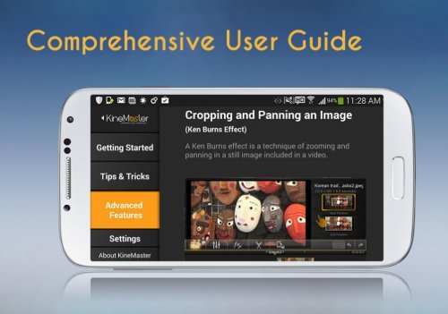 Скриншот для KineMaster - 3