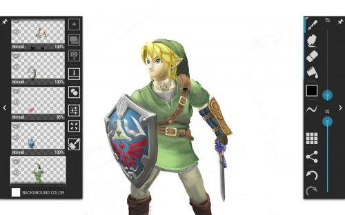 Скриншот для ArtFlow - 1