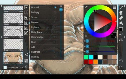 Скриншот для ArtFlow - 3