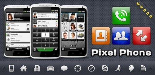Скриншот для PixelPhone Pro - 1
