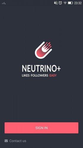 Скриншот для Neutrino - 3