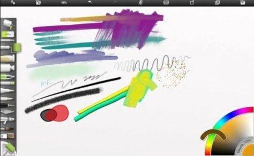 Скриншот для ArtRage - 2