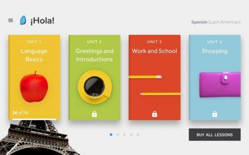 Скриншот для Rosetta Stone - 1