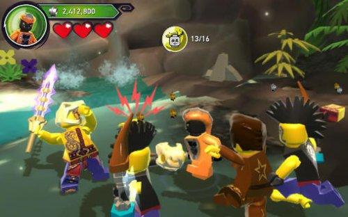 Скриншот для LEGO - Ninjago: Shadow of Ronin - 1