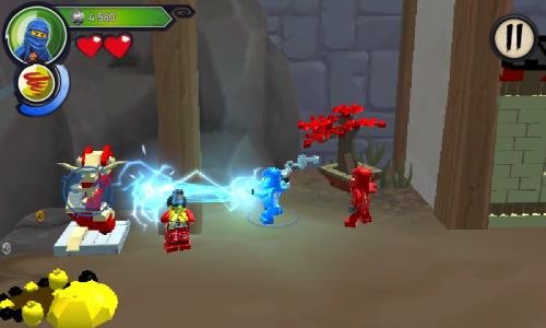 Скриншот для LEGO - Ninjago: Shadow of Ronin - 2