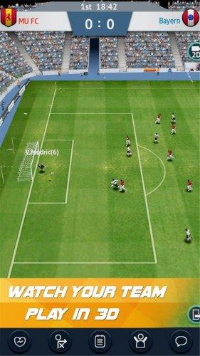 Скриншот для Top Soccer Manager - 2