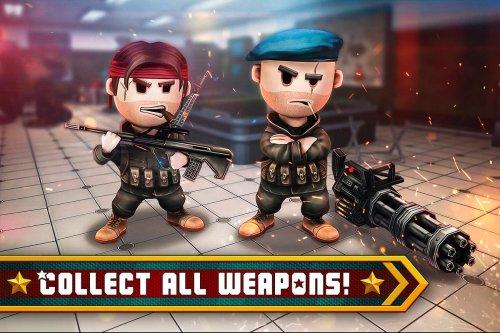 Скриншот для Pocket Troops: Неудержимые - 3