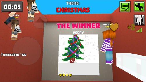 Скриншот для Pixel Painter - 2