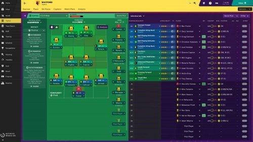 Скриншот для Football Manager 2019 - 3