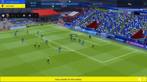 Скриншот для Football Manager 2019 - 1
