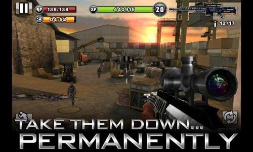 Скриншот для CONTRACT KILLER - 1