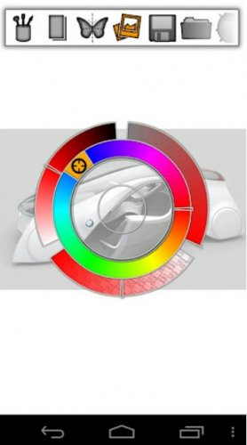 Скриншот для Infinite Painter - 1