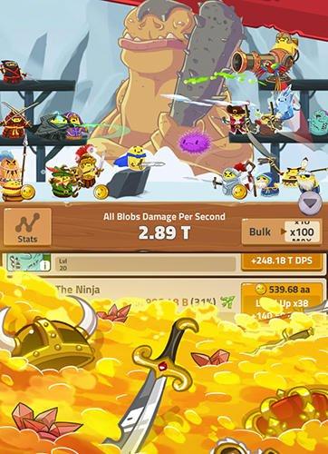 Скриншот для Hopeless Heroes - 1