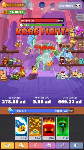 Скриншот для Hopeless Heroes - 3