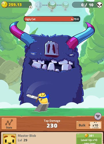 Скриншот для Hopeless Heroes - 2