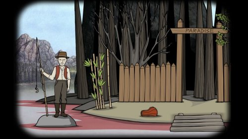 Скриншот для Rusty Lake Paradise - 3