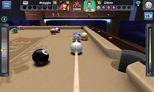 Скриншот для 3D Pool Ball - 1