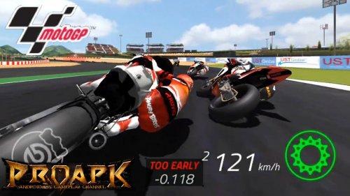 Скриншот для MotoGP - 2