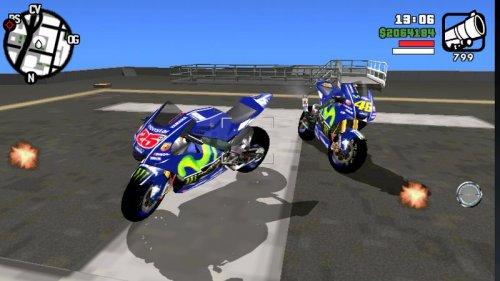 Скриншот для MotoGP - 1