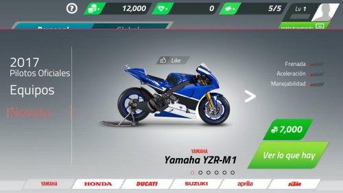 Скриншот для MotoGP - 3