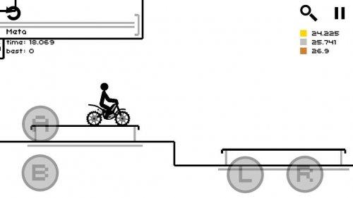Скриншот для Draw Rider Plus - 1