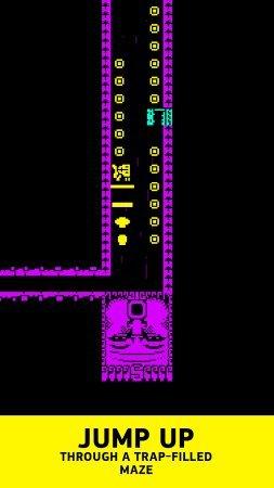 Скриншот для Tomb of the Mask - 2