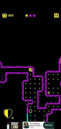 Скриншот для Tomb of the Mask - 3