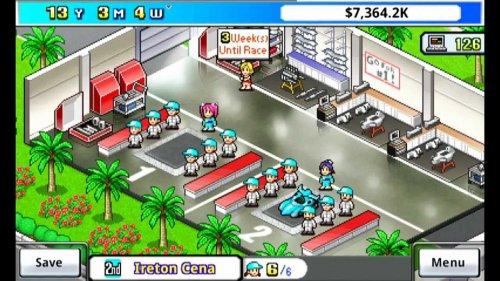 Скриншот для Grand Prix Story - 2