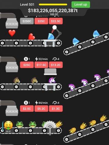 Скриншот для Emoji Craft - 1