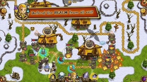 Скриншот для Оружие и слава - 3