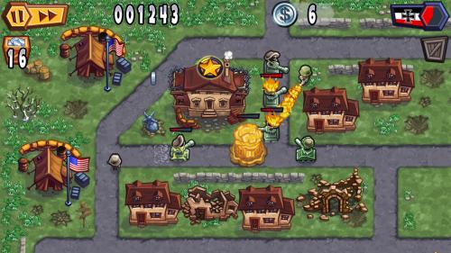 Скриншот для Оружие и слава - 2