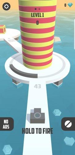 Скриншот для Fire Balls 3D - 1