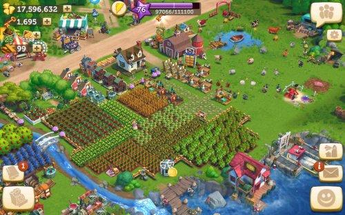 Скриншот для FarmVille 2: Country Escape - 2