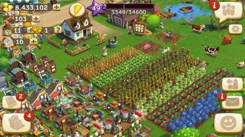 Скриншот для FarmVille 2: Country Escape - 1