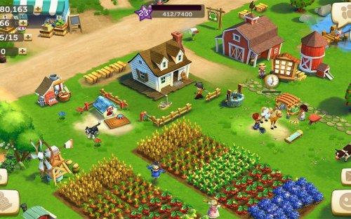 Скриншот для FarmVille 2: Country Escape - 3