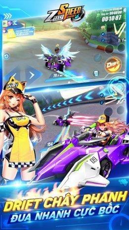Скриншот для ZingSpeed Mobile - 2