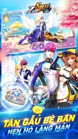 Скриншот для ZingSpeed Mobile - 3