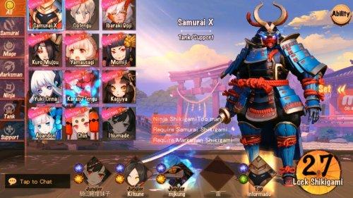 Скриншот для Onmyoji Arena - 2