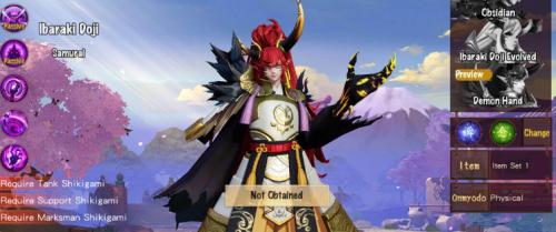 Скриншот для Onmyoji Arena - 1