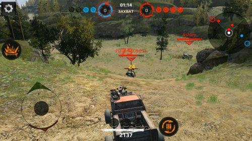 Скриншот для Crossout Mobile - 3