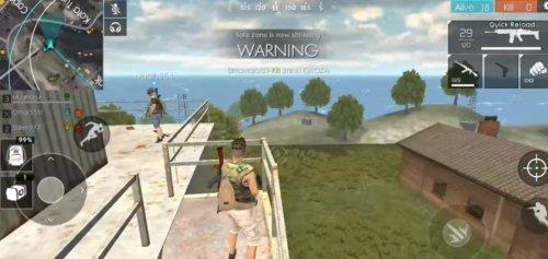 Скриншот для Garena Free Fire - 3
