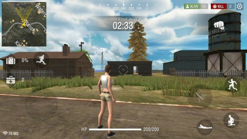 Скриншот для Garena Free Fire - 1
