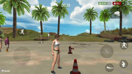 Скриншот для Garena Free Fire - 2