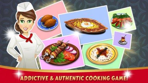 Скриншот для Kebab World - Cooking Game Chef - 2
