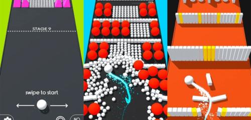Скриншот для Color Bump 3D - 3