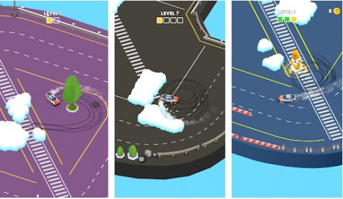 Скриншот для Snow Drift - 2