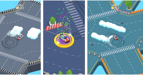 Скриншот для Snow Drift - 3